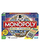 Funskool Monopoly Here & Now World Edition