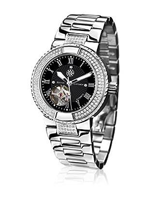 Mathis Montabon Reloj automático Woman Rêveuse Plateado 38 mm