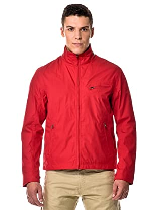Timberland Chaqueta Bomber (Rojo)