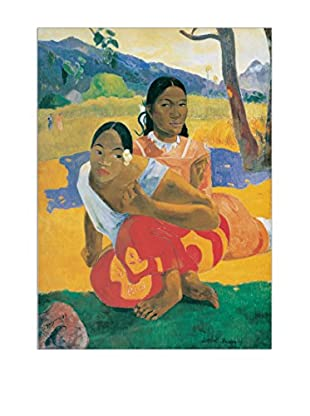 ARTOPWEB Panel Decorativo Gauguin When Will You Marry