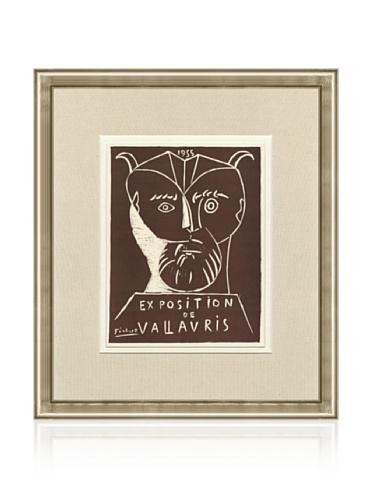 Pablo Picasso Exposition Vallauris, 1959, 16