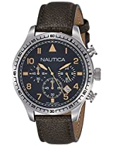 Nautica Sports Analog Black Dial Men's Watch - NTC16579G