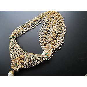 Dreamz Jewels Necklace In Green