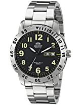 Orient Men's FEM7A005B9 Unidirectional Bezel Watch