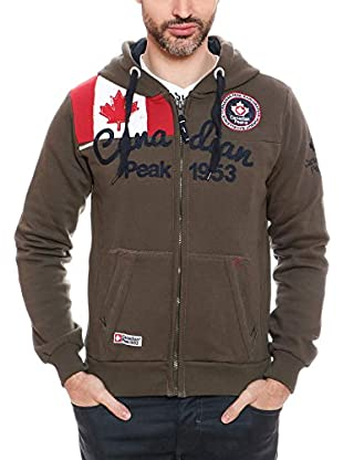 CANADIAN PEAK Sweatjacke Gailor