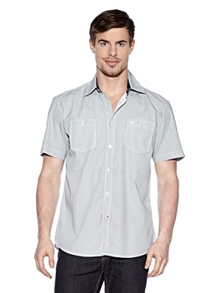 Tom Tailor Camisa Salsomaggiore Terme (Azul)