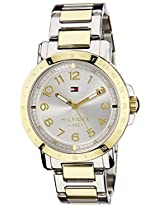 Tommy Hilfiger Analog Silver Dial Women's Watch - TH1781398J
