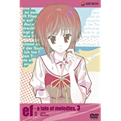 ef - a tale of melodies.3 [DVD]