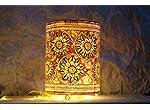 Moya Peacocks N Foliage Love -Closed Cylindrical Hanging / Table Lamp
