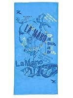 Salewa Banda de Pelo Icono Polygiene K Hb (Azul Cielo)