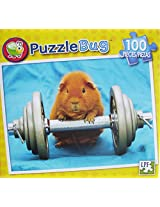 Puzzle Bug 100 Piece Puzzle ~ Heavyweight Champ