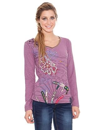 HHG Camiseta Brigitte (lila)
