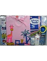 Love Baby Gift Set - Simran Pink