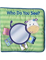 Taggies(Tm) I See Me Cloth Book