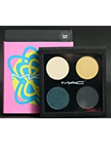 MAC Shop Cook COLOUR ADDED Eyeshadow Quad