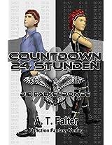 Countdown 24 Stunden: Die Falkenbombe (German Edition)
