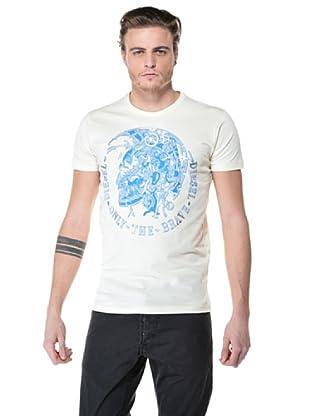 Diesel Camisa Toll (Blanco)