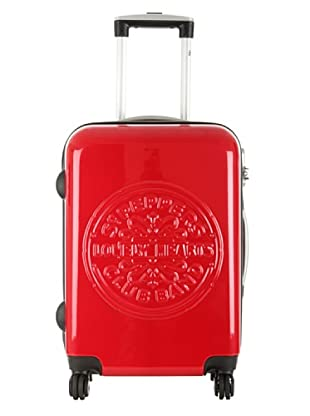Les Beatles by Platinium Trolley 4 Ruedas Lonely (Rojo)