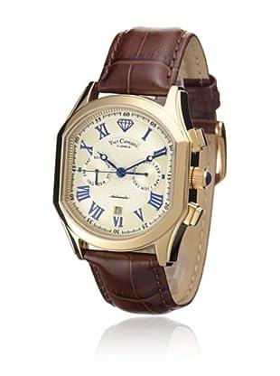 Yves Camani Reloj Bellissimo Marrón / Oro