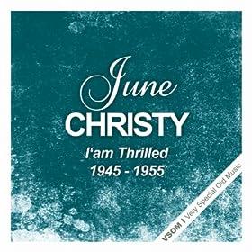♪I'm Thrilled (1945 - 1955)/June Christy | 形式: MP3 ダウンロード