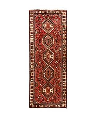 L'Eden del Tappeto Teppich Shiraz rot/mehrfarbig 312t x t120 cm