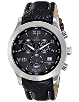 Xylys Analog Black Dial Men's Watch - 9216SL02