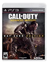 Call of Duty: Advanced Warfare Day - Zero Edition (PS3)