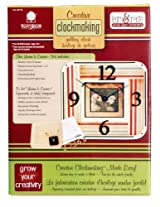 Walnut Hollow Creative Clockmaking Gallery Clock Kit