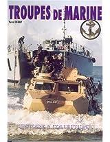 Troupes De Marine: French Language Text