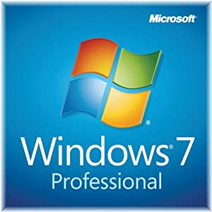 Microsoft Windows 7 Pro SP1 64bit System Build