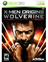 X-Men Origins: Wolverine - Uncaged Edition (Xbox 360)