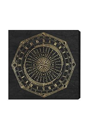Oliver Gal Sky Compass Giclée On Canvas