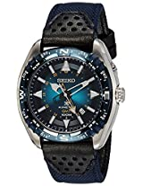 Seiko Analog Blue Dial Men's Watch - SUN059P1