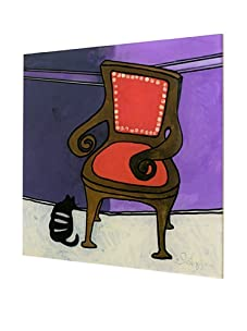 HangTime Sitting for Picasso II Wall Art, Limited Edition, Numbered and Signed