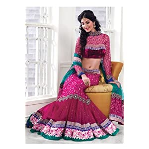 Designer Wedding Wear Bridal Lehenga Choli