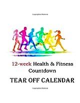12-week Health & Fitness Countdown 2015 Calendar