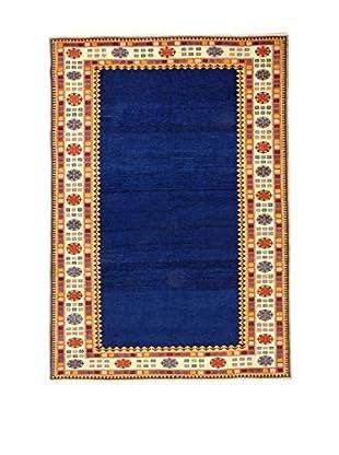 Eden Teppich Shirvan blau/mehrfarbig 151 x 215 cm