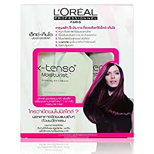 Xtenso Hair Straightner Cream By L'Oreal