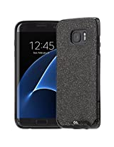 Samsung Galaxy S7 EDGE Case Mate Sheer Glam Cover Black NOIR CM034100