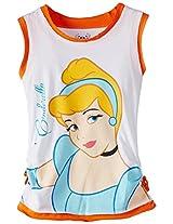 Disney Girl's Princess T-Shirt