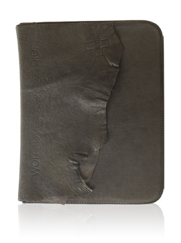+Beryll Raw Men's iPad Sleeve (Metal)