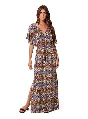 Vix Women's Tanzania Luana Maxi Dress (Multi)