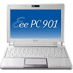 ASUSTek ノートPC EeePC 901-X