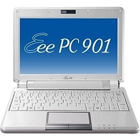 EeePC 901-X パールホワイト