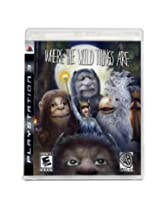 Where the Wild Things Are: The Videogame (PS3)