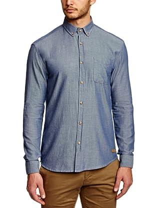 Selected Camisa Gennaro (Gris)