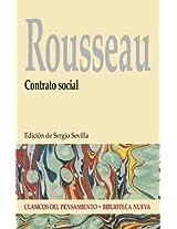CONTRATO SOCIAL (Clásicos del pensamiento)