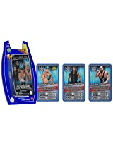 Top Trumps WWE Super Star Series 1 - Deluxe, Blue