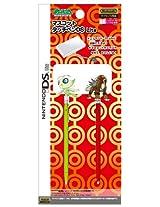 Pokemon Diamond Pearl Double Pack Stylus Pen For DS Lite - Celebi / Entei