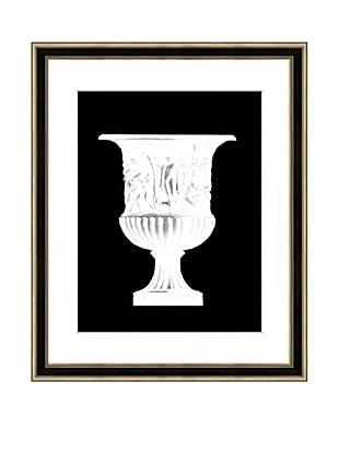 Urn Framed Giclée Print